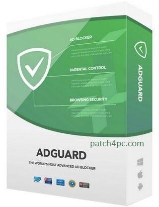 Adguard Premium 7.4.3121.0 Crack