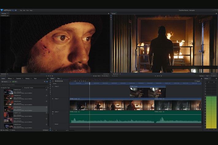HitFilm Pro 14.2.9727.07202 Crack + Keygen 2020 Free Download