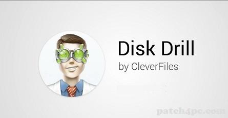 Download Disk Drill Pro 4.0.520 Crack + Activation Code 2020