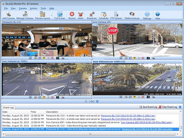 Security Monitor Pro 6.05 Crack + Keygen Free Download 2020