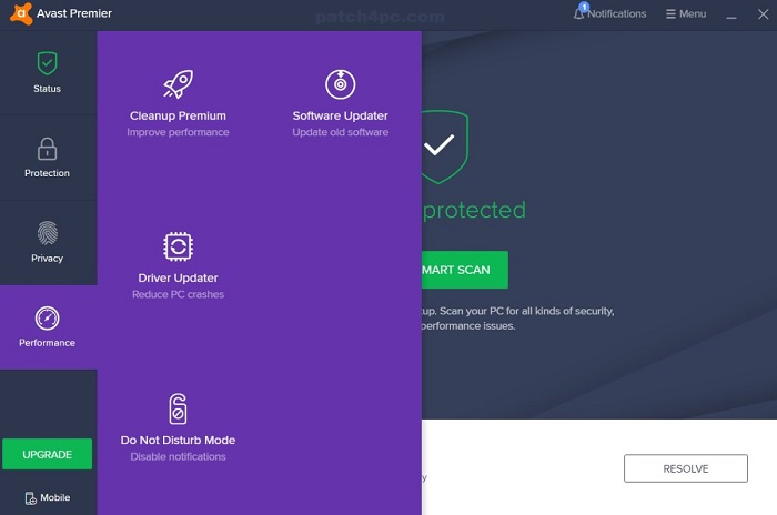 Avast Premier Crack + Key 20.3.2405 / 20.4.2406 Beta Download