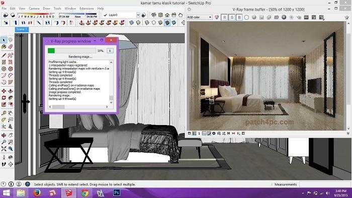 Download V-Ray for SketchUp Crack Full Version 2020